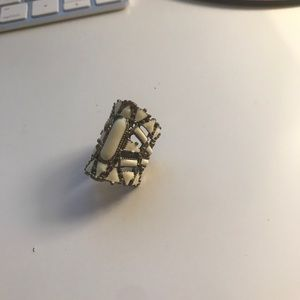 Jewelry - Gorgeous Cream Colored ring